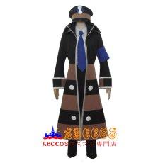 画像1: ポケットモンスター BW サブウェイマスター ノボリ コスプレ衣装  abccos製 「受注生産」 (1)