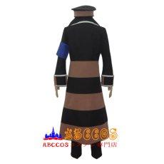 画像4: ポケットモンスター BW サブウェイマスター ノボリ コスプレ衣装  abccos製 「受注生産」 (4)