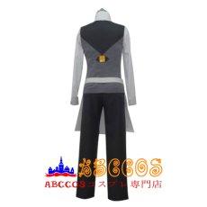 画像4: ポケットモンスター ウェーター スタッフ レッド コスプレ衣装  abccos製 「受注生産」 (4)
