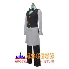 画像2: ポケットモンスター ウェーター スタッフ グリーン コスプレ衣装  abccos製 「受注生産」 (2)