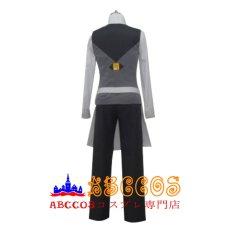 画像4: ポケットモンスター ウェーター スタッフ グリーン コスプレ衣装  abccos製 「受注生産」 (4)