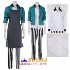 画像10: 美少年探偵団 袋井満 コスプレ衣装 abccos製 「受注生産」 (10)